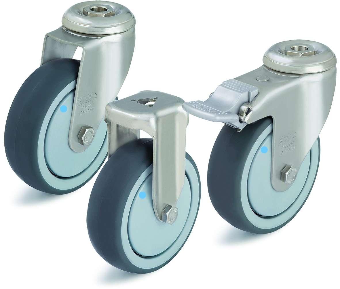 Castor Wheel Blickle Mh Industrial Equipments Kolkata